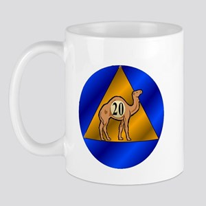 Sober Camel 20 Mug