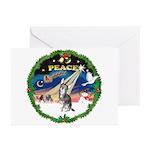 Night Flight/Chihuahua Greeting Cards (Pk of 20)