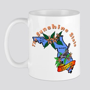 """Florida Pride"" Mug"