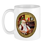 Santa's American Eskimo #5 Mug