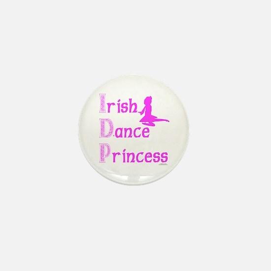 Irish Dance Princess - Mini Button