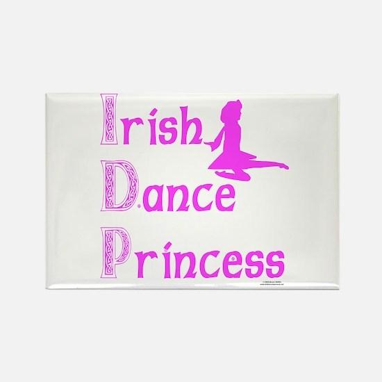 Irish Dance Princess - Rectangle Magnet