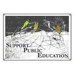 Support Public Education Banner