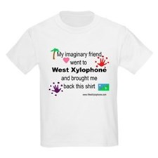 Imaginary Friend Kids T-Shirt
