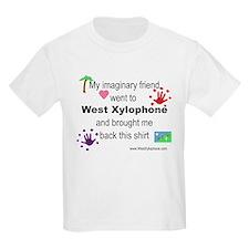 Imaginary Friend Kids T-Shirt