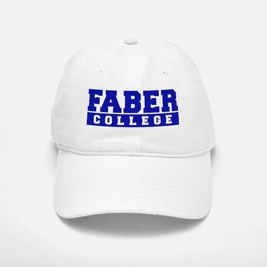 FABER COLLEGE - Baseball Baseball Cap