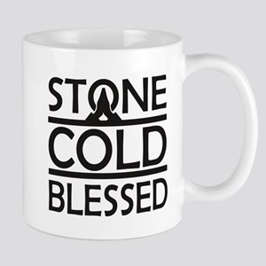 Stone Cold Blessed 11 oz Ceramic Mug
