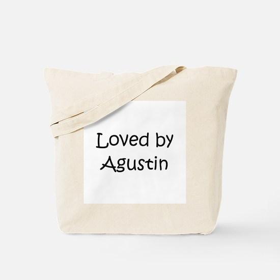 Unique Agustin Tote Bag