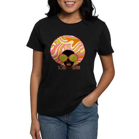 Soul Sistah Women's Dark T-Shirt