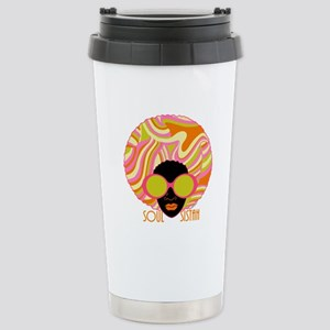 Soul Sistah Stainless Steel Travel Mug