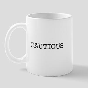 Cautious Mug