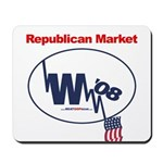 """Republican Market"" Mousepad"