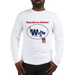 """Republican Market"" Long Sleeve T"