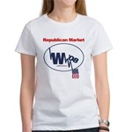 """Republican Market"" Women's T"