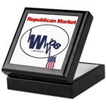 """Republican Market"" Keepsake Box"
