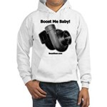 Boost Me Baby! - Turbo - Hooded Sweatshirt