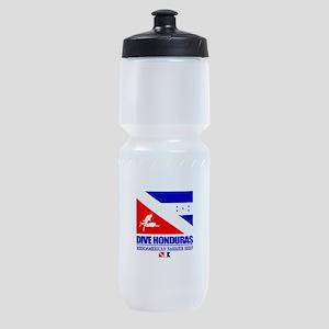 Dive Honduras Sports Bottle