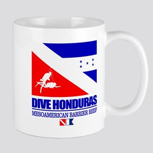 Dive Honduras Mugs