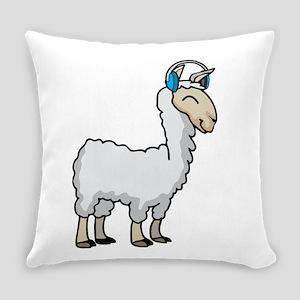 Llama Lama Alpaca Lla Lla Lla Everyday Pillow