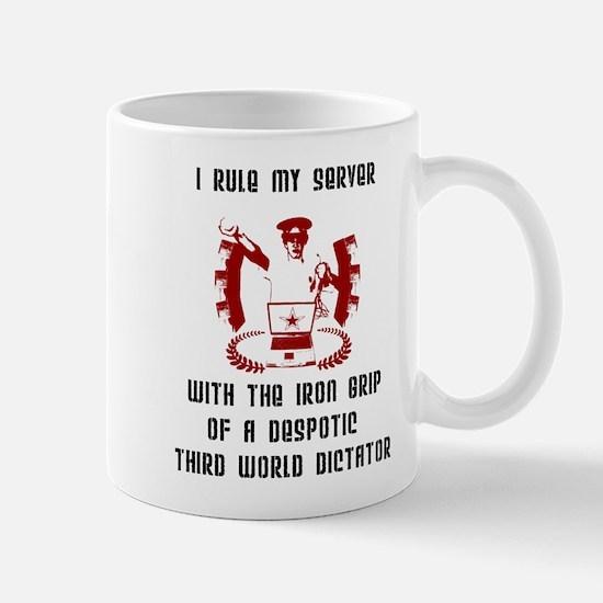 """""""Admin Dictator"""" Mug"""