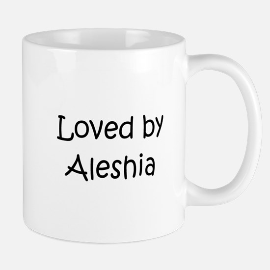 Cool Aleshia Mug