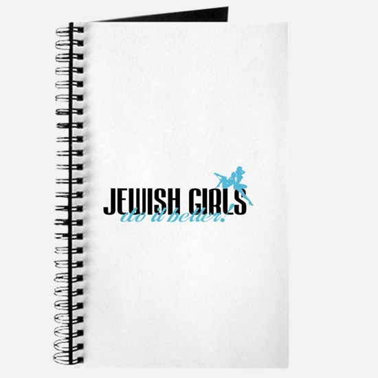 Jewish Girls Do It Better! Journal