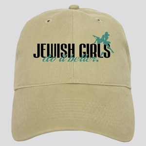Jewish Girls Do It Better! Cap