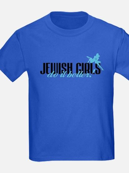 Jewish Girls Do It Better! T