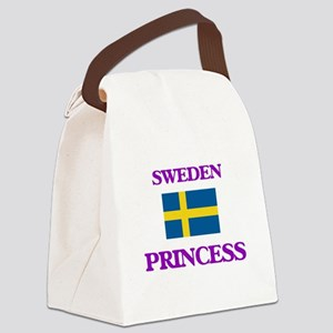 Swedish Princess Canvas Lunch Bag