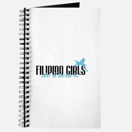 Filipino Girls Do It Better! Journal