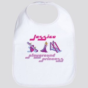 Jessica - Playground Princess Bib