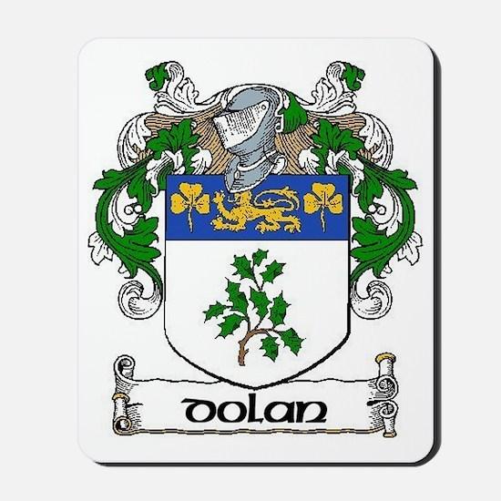 Dolan Coat of Arms Mousepad