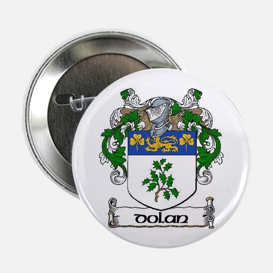 "Dolan Coat of Arms 2.25"" Button (10 pack)"