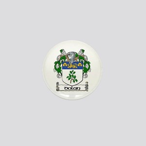 Dolan Coat of Arms Mini Button (10 pack)