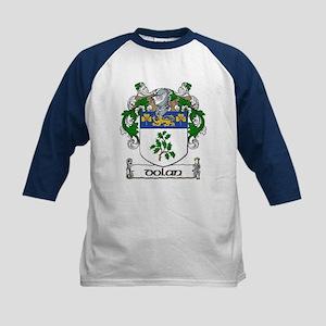 Dolan Coat of Arms Kids Baseball Jersey