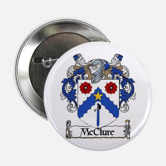 "McClure Coat of Arms 2.25"" Button (10 pack)"