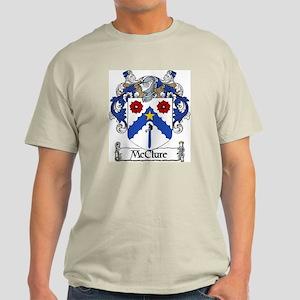 McClure Coat of Arms Light T-Shirt