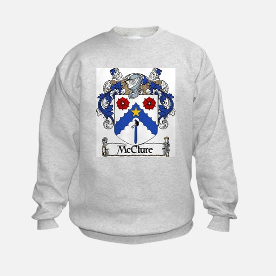McClure Coat of Arms Sweatshirt