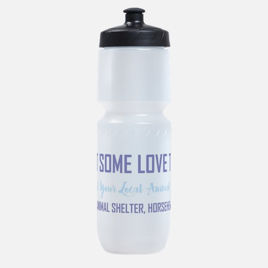 ADOPT SOME LOVE Sports Bottle