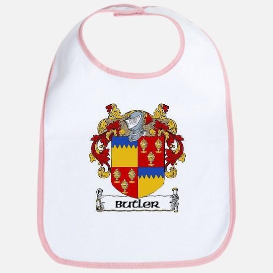 Butler Coat of Arms Bib