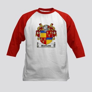 Butler Coat of Arms Kids Baseball Jersey