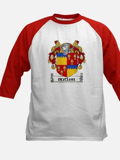 Butler Coat of Arms Kids Baseball Jersey