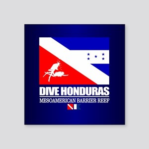 Dive Honduras Sticker