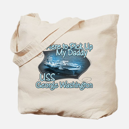 Cute Uss essex Tote Bag
