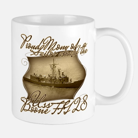 Cute Navy brat mom Mug