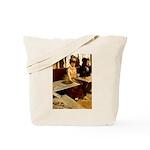 Absinthe Drinker Tote Bag