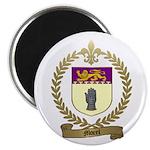MOREL Family Crest Magnet