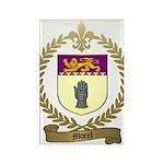 MOREL Family Crest Rectangle Magnet (100 pack)
