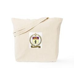MOREL Family Crest Tote Bag