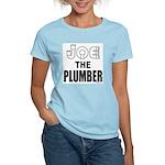 JOE THE PLUMBER Women's Light T-Shirt
